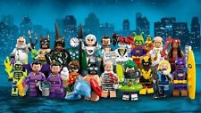 Lego 2018 NEW** The Lego Batman Movie Complete (SET OF 20) 71020 Rare Minifig