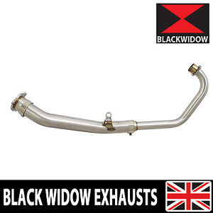 CBR 125 CBR125R BIG BORE EXHAUST FRONT PIPE DOWN 2004-2010 FULL POWER OPTION