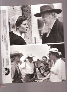 "Original 1985 Kelly McGillis ""Witness"" publicity photo"
