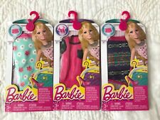 NEW Barbie Life in the Dreamhouse Style Doll Fashion MIX & MaTCH Packs Lot of 3