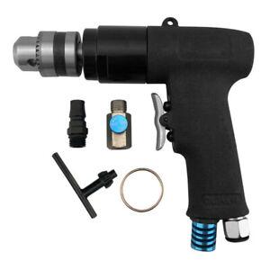 3/8 Pneumatic Drill Industrial Tapping Machine Pneumatic Gun Drilling Air Drill