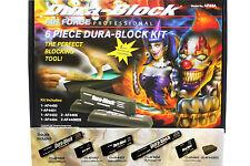 Dura Block AF44A 6 Piece Sanding Block Set AF4400 AF4401 AF4402 AF4404 2x-AF4405