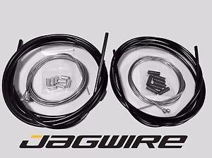 JAGWIRE ROAD SHOP Kit - Brake & Shifter Cable & Housing Kit - CAMPAGNOLO