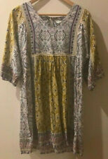 SUNDANCE CATALOG Terraza Dress SMALL Orig $128