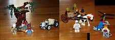 Lot of 2 Lego Monster Fighter The Mummy 9462 & 9463 The WereWolf