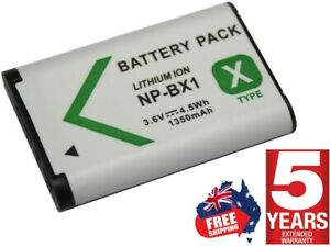 NEW NP-BX1 Battery for Sony HDR-PJ410 HDR-CX405 FDRX3000 Camcorder