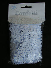 LARGE 70g bag White Snowflakes Christmas table Confetti Party Decorations FROZEN