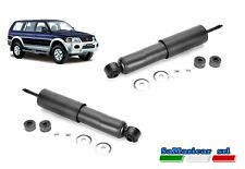 Pair Front Shock Absorbers Right/Left Mitsubishi Pajero Sport K90 11/1998- >
