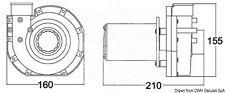 Tecma Macerator Pump Tecma 24 V