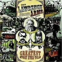 """THE LAWRENCE ARMS """"THE GREATEST STORY EVER TOLD"""" CD NEW"""
