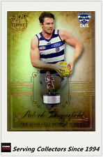 2017 AFL Certified Series All Australia Team Card Aa4 Heath Shaw (gws)