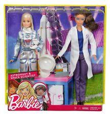 Barbie amigo carreras astronauta & espacio científico juego de muñeca