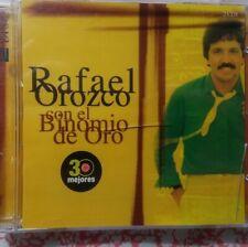 Rafael Orosco Con El Binomio De Oro 30 mejores Vallenato 2 CDs Colombia exitos