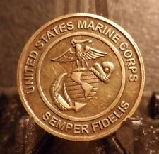 USMC'S TOYS FOR TOTS FOUNDATION TOKEN (62416)