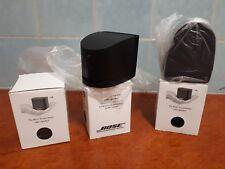 "Bose Single Cube Speaker x3 ""Genuine Bose Made"" BRAND NEW"