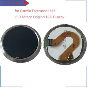 for Garmin Forerunner 645 LCD Screen Original LCD Display Screen with Touch