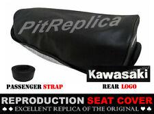 KAWASAKI KE125 A7/A8 1980-1981 '80-'81 SADDLE SEAT COVERS [KOAV]
