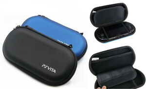 Hard Travel Pouch EVA Case Carrying Bag For Sony PS Vita PSV 1000 2000