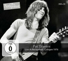 Pat Travers : Live at Rockpalast, Cologne 1976 CD (2017) ***NEW***