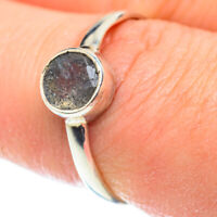 Lapis Lazuli 925 Sterling Silver Ring Size 8.5 Ana Co Jewelry R52490F