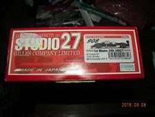 STUDIO 27 1/24 PEUGEOT 908 LM 2007 RESIN KIT FK-2484C