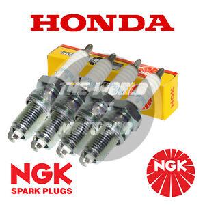 Candele DPR8EA-9 NGK MOTO SCOOTER QUATTRO CANDELE ACCENSIONE  NGK DPR8EA-9
