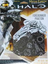 Fascinations Metal Earth 3D Laser Cut Steel Model Kit - HALO FORERUNNER PHAETON