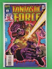 Fantastic Force #3 (Marvel, January 1995)