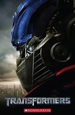 ELT:Transformers audio pack (Scholastic Readers), Very Good,  Book