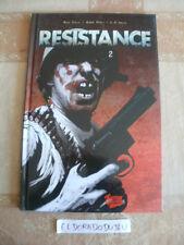 ELDORADODUJEU   BD - RESISTANCE 2 - FUSION COMICS NEUF EO 2009