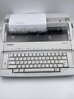 Brother AX-310 Electric Typewriter Fully Working Original Box And Spare Ribbons