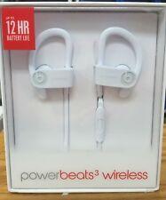 SALE..Beats by Dr. Dre Powerbeats3 Wireless Ear-Hook Wireless Headphones - White