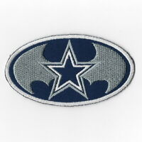 Dallas Cowboys (g) Iron on Patch Embroidered Football Patches
