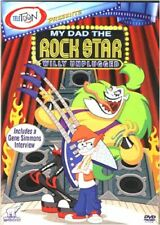 MY DAD THE ROCK STAR - WILLY UNPLUGGED NEW DVD