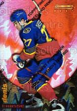 1994-95 Finest Bowmans Best Red Refractors #15 Denis Chasse