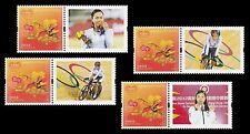Hong Kong London Olympic Games Women's Keirin Race Bronze Medal set MNH 2012