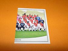 263 EQUIPE PART 2 ROCHER AS MONACO LOUIS II PANINI FOOT 2011 FOOTBALL 2010-2011