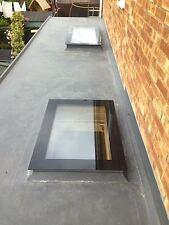 Skylight/Roof Lantern/Glass Flat Rooflight - Double Glazed - All Sizes