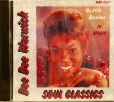 DEE DEE WARWICK 'Soul Classics' - 22 Tracks
