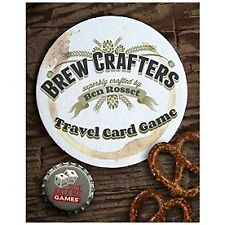 Brew Crafters The Travel Card Game 2 - 4 Players