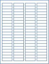 20000 RETURN ADDRESS LABELS 1 3/4 x 1/2 FREE SHIPPING