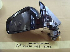 AUDI A4 CONVERTIBLE WING MIRROR (ELECTRIC N/S) 2006