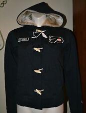 NEW Old Time Newbury PHILADELPHIA FLYERS Hooded Sweatshirt Hoodie - Small