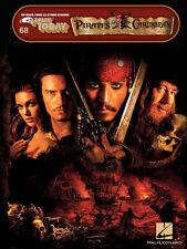 Keyboard Noten : Fluch der Karibik leicht (easy) FILMMUSIK Pirates of Caribbean