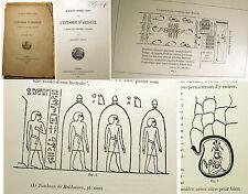 EGYPTE/L'EPISODE D'ARISTEE/A PROPOS D'UN MONUMENT../PH.VIREY/MAISONNEUVE/1889