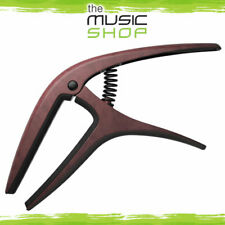 New Ernie Ball Axis Bronze Trigger Guitar Capo - Acoustic or Electric - 9602