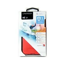 LIFEPROOF CASE FOR GOOGLE PIXEL 2 SHOCK SNOW WATER PROOF GREY RED NEW 77-56093