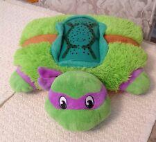 Pillow Pets Dream Lites TEENAGE MUTANT NINJA TURTLES Donatello Lights Up Plush