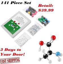 141Pcs Atom Molecular Model Kit Set General & Organic Chemistry Scientific Teach
