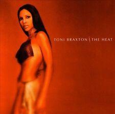 Toni Braxton / The Heat (CD) Babyface, David Foster, Dr. Dre, Left-Eye Lopez